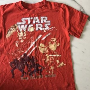 Boys gap Star Wars T-shirt